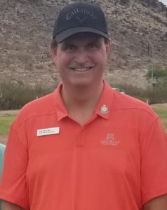 Jeff Allen, PGA Assistant Golf Professional at Lookout Mountain Golf Club